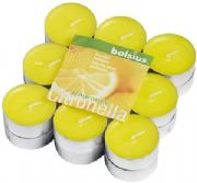 18 Citronella Tealight Candles